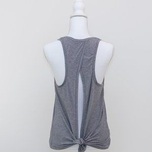 GapFit Breathe Open-Back Tank, Size Small